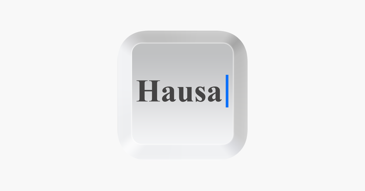 Hausa notes on the App Store