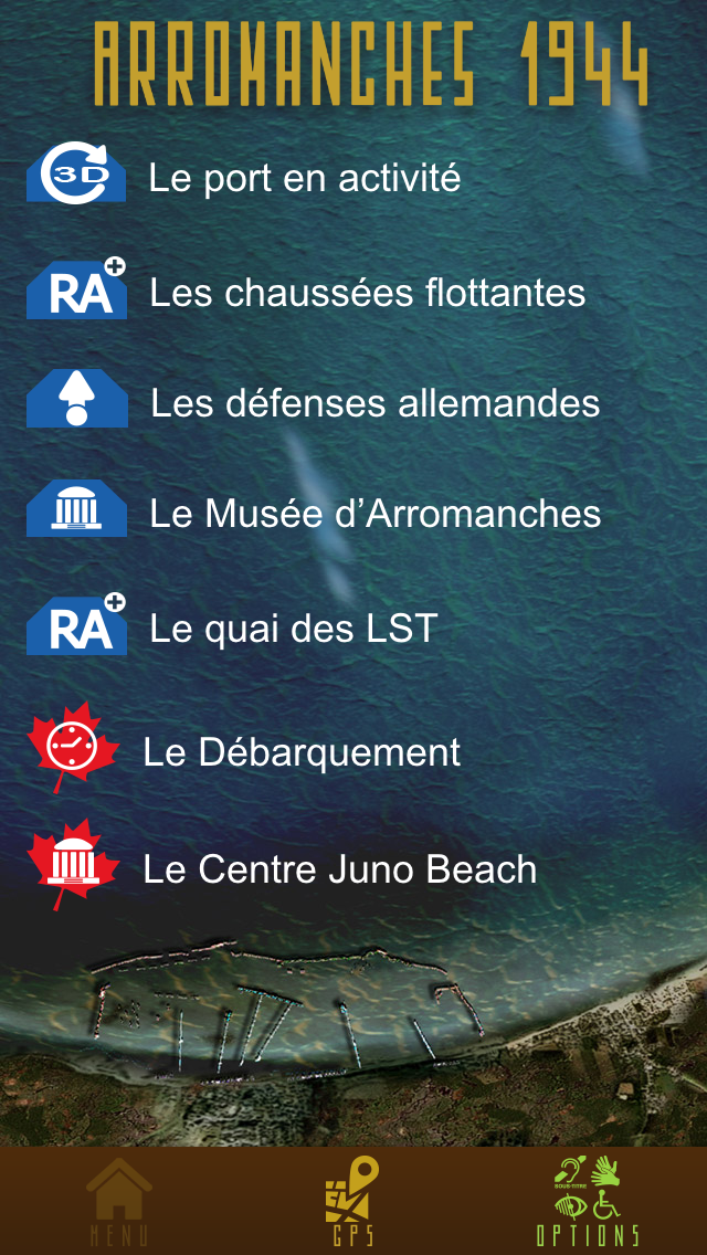Arromanches 1944 screenshot one