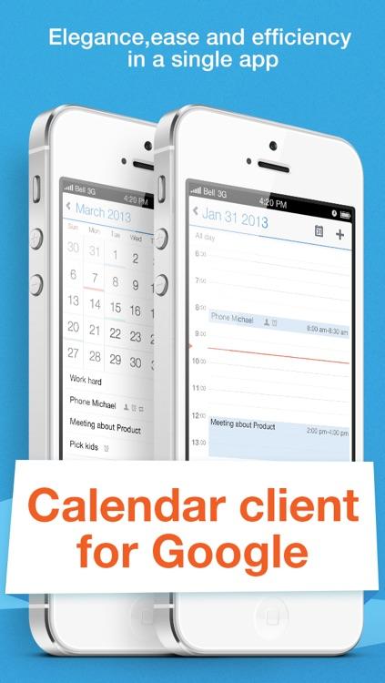 GCalendar Pro - Google Calendar Client