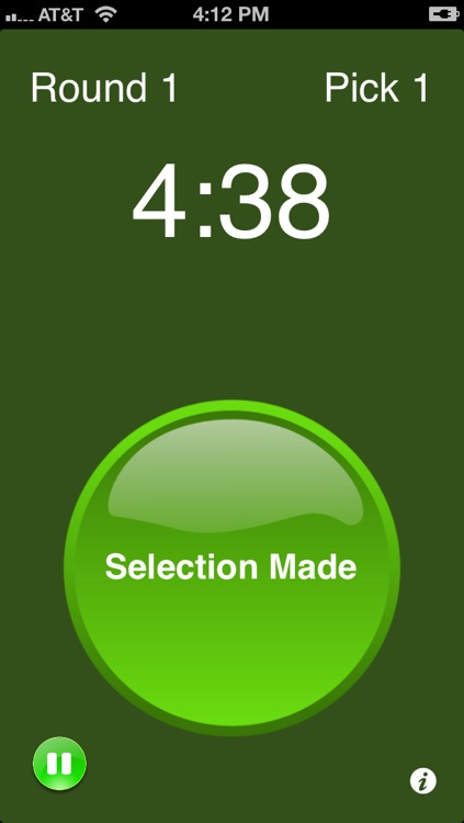 Draft Timer screenshot-1
