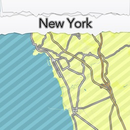 New York City Map Offline - MapOff