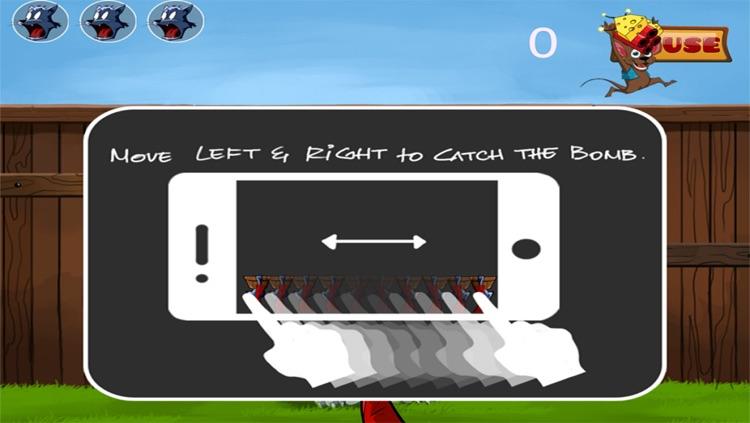 Mouse Kabomb Chase - Free Endless Racing Game screenshot-3