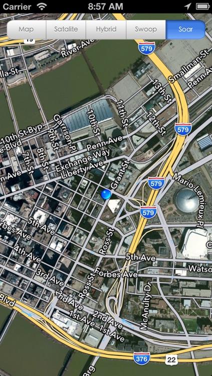 Birdseye View screenshot-3