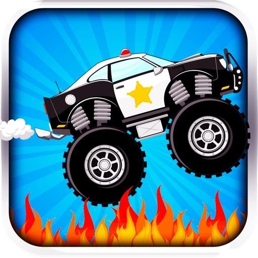 Auto Cop Burnout Pro