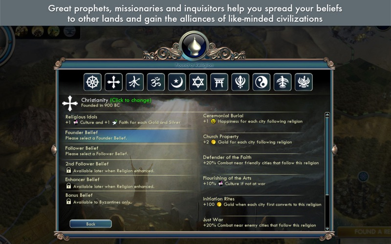 Civilization V: Campaign Edition Screenshot