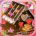Christmas Cake Makeover - Baking & Decorate icon