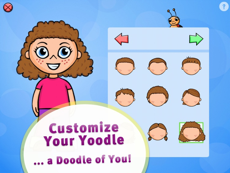 Sticker Doodle Yoodle - Kids Create their own Doodles with a Book of Fun and Silly Stickers