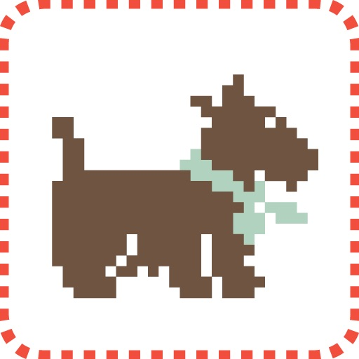 Cross stitch - Dogs