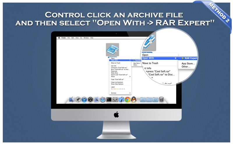 RAR Expert Screenshot