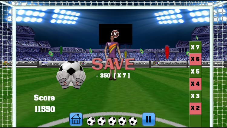 Goal Keeper! screenshot-2