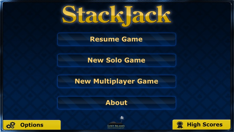 StackJack Free: Blackjack Meets Solitaire in an Arcade Casino Card Game screenshot-3