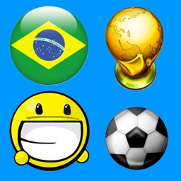 Soccer Emoji - Cool New Animated Emoji For iMessage, Kik, Twitter, Facebook Messenger, Instagram Comments & More!