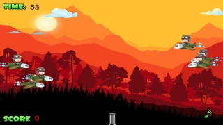 Screenshot #5 for Air Defense - Cannon fire takedown