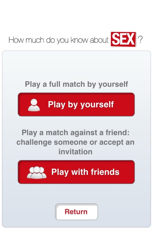 How much do you know about Sex? Find it out with your partner or friends! screenshot-2