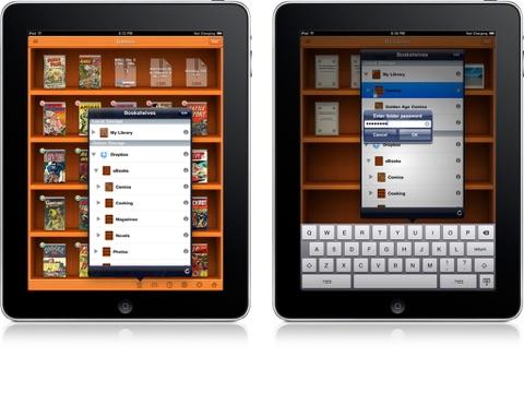 PDF/Comic Reader Bookman Pro for iPad - AppRecs
