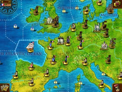 Скачать игру European War for iPad