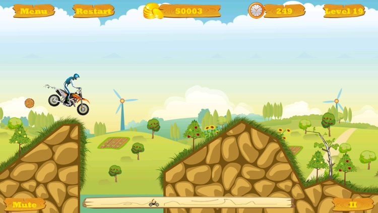 Moto Race Free screenshot-3
