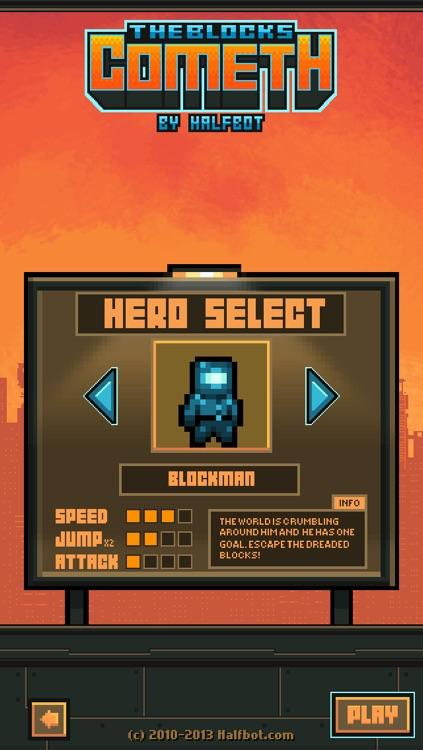 The Blocks Cometh By Halfbot