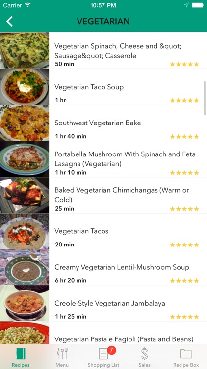 Food.com – Recipes, Shopping Lists & Meal Plans