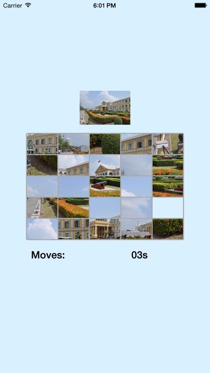 Picture Puzzle - Image tile slider screenshot-3