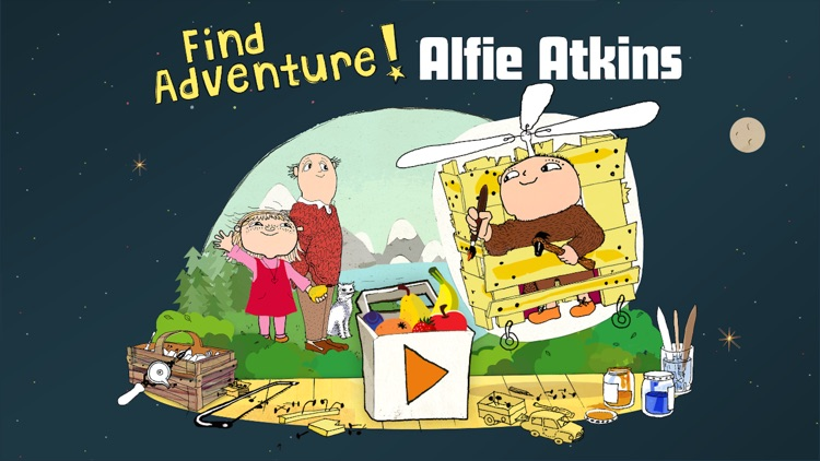 Find Adventure, Alfie Atkins screenshot-0
