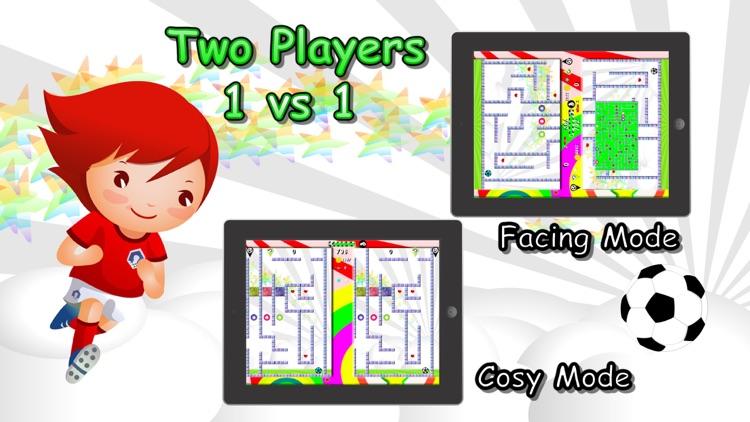 Soccer Mazes 2 Multiplayer screenshot-3