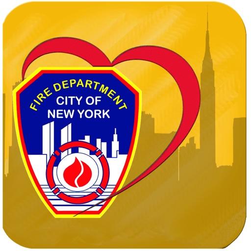 "FDNY ""Be 911"" Life Saver"