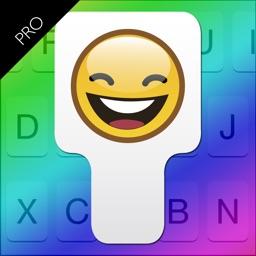 Write with emojis (Emoji keyboard)