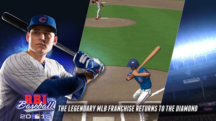 R.B.I. Baseball 15 screenshot-0