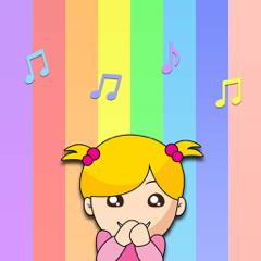 Piano pour les enfants avec des drôles de bruits - Jeu de musique et de chansons