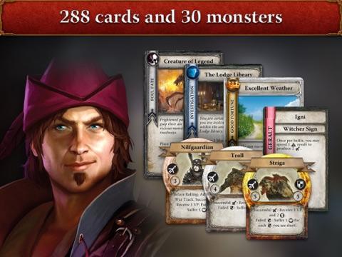 The Witcher Adventure Gameのおすすめ画像4