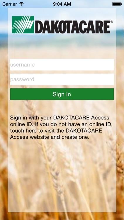 My Dakotacare screenshot-3
