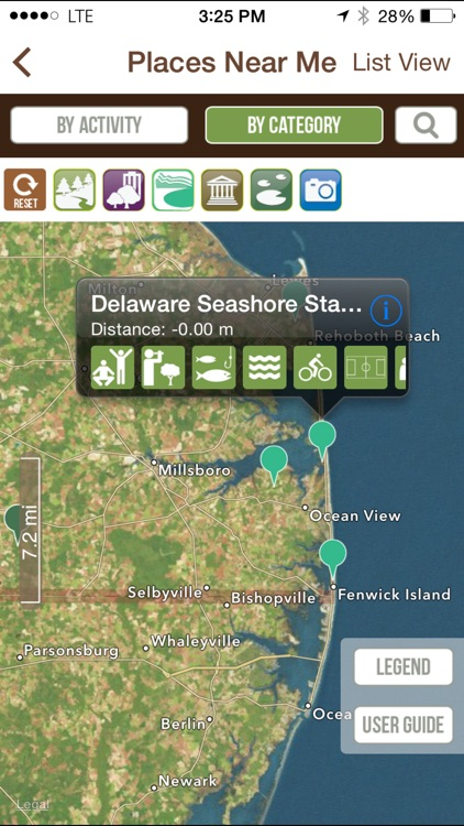 Delaware State Parks Guide- Pocket Ranger® screenshot-3