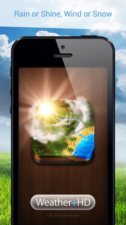 Weather Cast HD : Live World Weather Forecasts & Reports with World Clock for iPad & iPhone screenshot-3