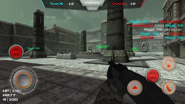 Best first person shooter for ipad