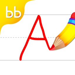 Tabbydo Alphabets Writing : Letter tracing game for kids and preschoolers