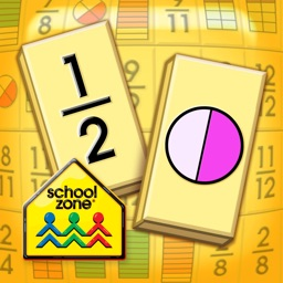 Fraction Attraction - An Educational Game from School Zone