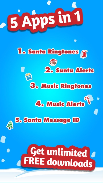 Christmas Alerts and Ringtones screenshot-3