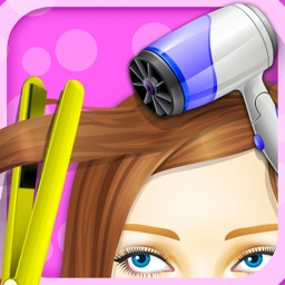 Princess Hair Salon - Girls games
