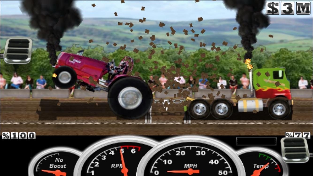 Tractor Pull Screenshot