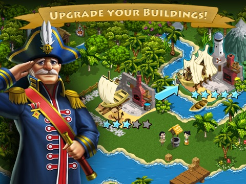Скачать Tap Paradise Cove: Explore Pirate Bays and Treasure Islands
