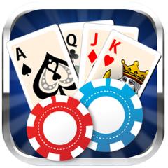 VIP Vidéo Poker - Texas Hold'em réel Casino Vegas slot