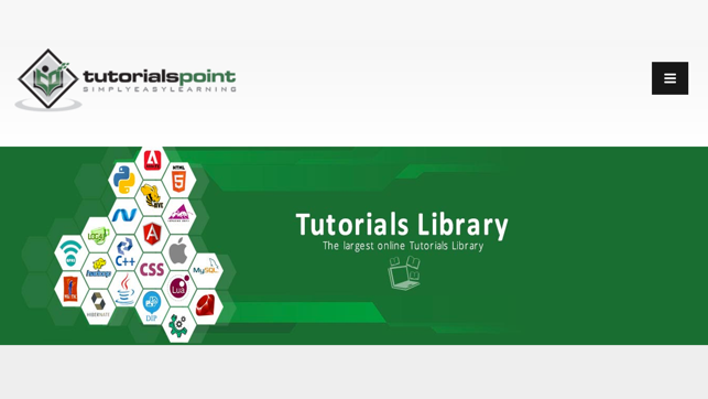Tutorials Point on the App Store