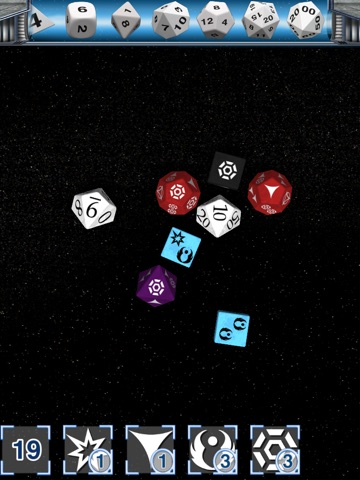 Игра Star Wars™ Dice
