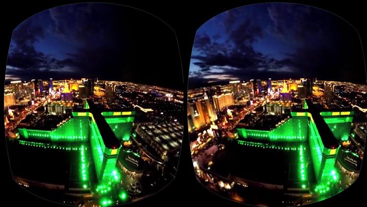 VR Virtual Reality Helicopter Flight Las Vegas
