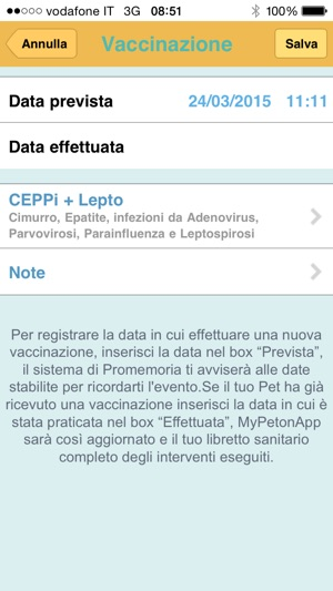 MyPetOnApp Screenshot