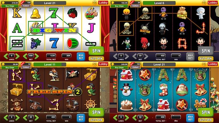 Slots : Crispy Casino screenshot-4