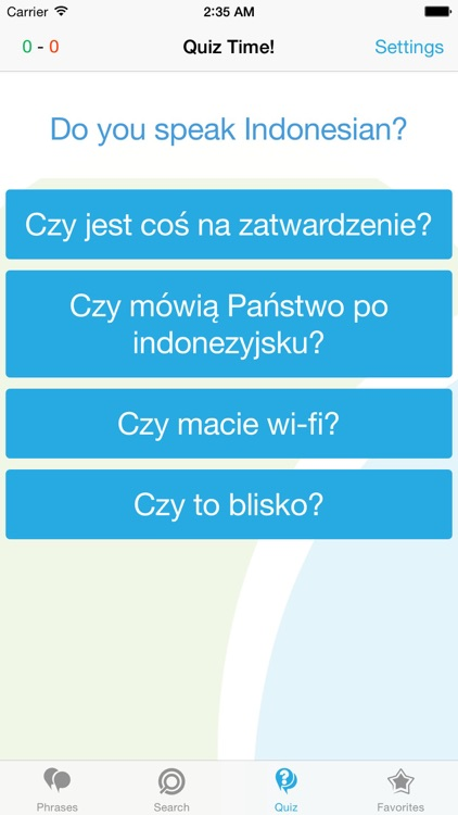 Polish Phrasebook - Travel in Poland with ease screenshot-3
