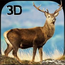 Wild Deer Revenge Simulator 3D – Control the crazy stag & smash the animals