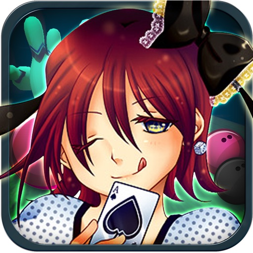 Solitaire Blast Bowling 3d - My Green City Arena iOS App